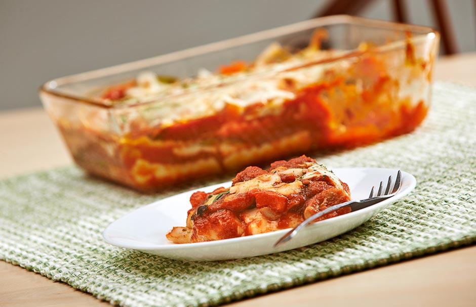 Pretend Lasagna