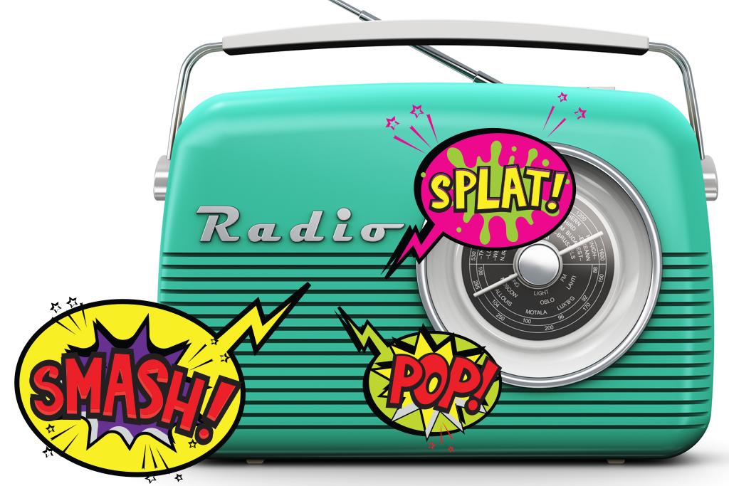 Rainy Day Radio Play